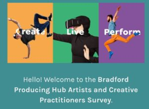 Link to the Artists Survey