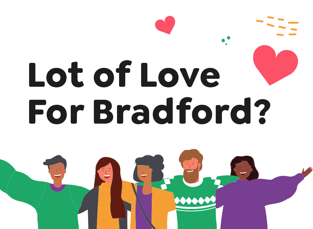 a lot of love for bradford cartoon