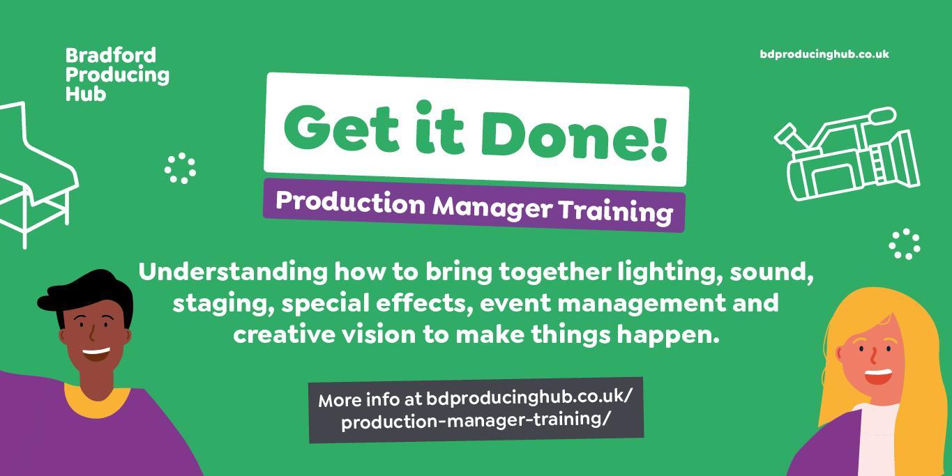Production Manager Training image