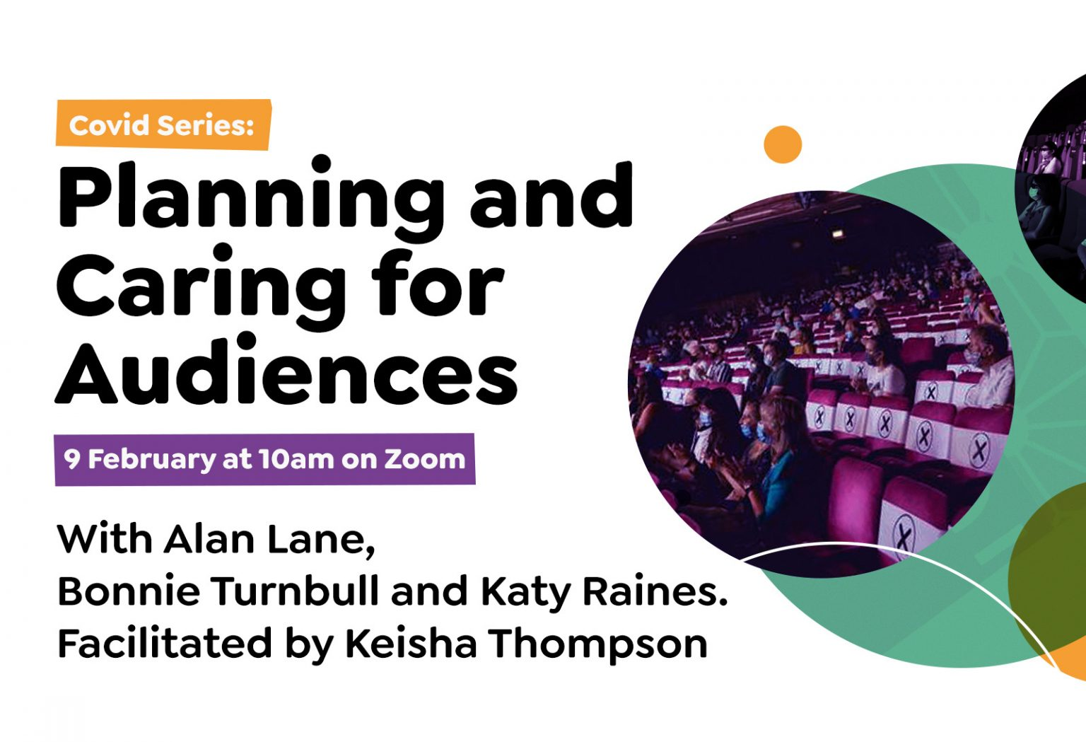 Planning and Caring for Audiences