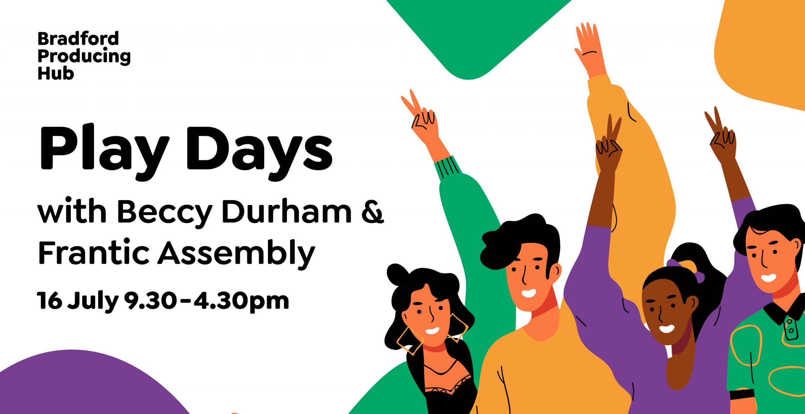 Play Days Beccy - Frantic Assembly -